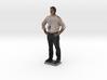 Man With Hands On Hips 4 - Denver Startup Week 201 3d printed