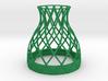 Bell Vase for jar size:82 (6 leads) 3d printed