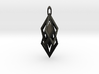 Hanging Crystal Pendent 3d printed