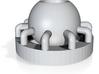 Reactor Glass 3d printed