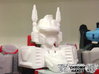 Energon Superion Head & Neck ONLY Upgrade 3d printed