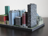 Chicago Set 1 Office Tower 2 x 4 3d printed