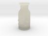 Skull and Crossbones Poison Bottle  3d printed