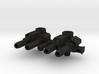 Skids' Forearm Blasters 3d printed