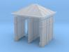 Toilettes Clabecq (partie extérieure) 3d printed