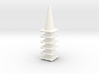 "18"" traffic cone 1/12th (6) 3d printed"