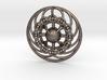 Nexus Eye Mandala 3d printed