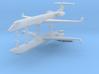 1/700 Embraer ERJ 145 (x2) 3d printed