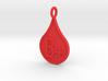 Blood type B+ 3d printed