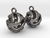 Starfish Kanga Earrings 3d printed