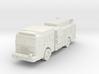 1/87 scale Fire Pump Truck 3d printed