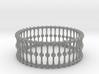 Bracelet Cones Balls And Rings 3 In Dia 3d printed