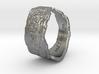 Sierras Ring 17.0mm 3d printed