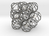 Packed Spheres Cuboctahedron 3d printed