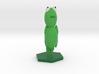 Kermit the frog Sesame Street 3d printed