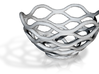 Wire Net Egg Holder 3d printed