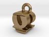 3D Monogram - QDF1 3d printed