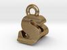3D Monogram - SAF1 3d printed