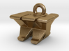 3D Monogram - WXF1 3d printed