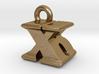 3D Monogram - XBF1 3d printed