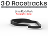 Lime Rock Park | Full Size 3d printed
