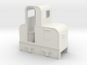 O9 short early Jung diesel loco 3d printed