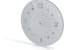 French Revolutionary Clock  3d printed