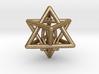 Merkaba Meditation Pendant 3d printed