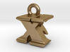 3D Monogram - XFF1 3d printed