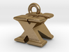3D Monogram - XNF1 3d printed