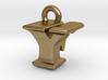3D Monogram - YFF1 3d printed