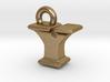 3D Monogram - YIF1 3d printed