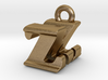 3D Monogram - ZMF1 3d printed