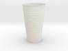 Mini Plastic Cup 3d printed
