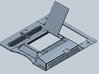 T-34 Welded engine deck 3d printed