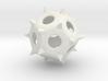 Spiky 3d printed