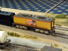 UP Water Tender HO Scale 1:87 Jim Adams  3d printed Tender with UP 844