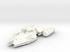 Raptor Class Battleship 3d printed