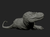 Relaxing Albertosaurus sarcophagus - 1/72 3d printed Zbrush render of the model