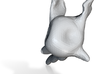 flying squirrel ball 3d printed