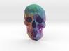 Poly Skull 3d printed