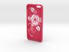IPhone6 Big Cut Style Rose 3d printed