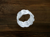 Turk's Head Knot Ring 6 Part X 9 Bight - Size 7 3d printed