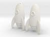 Salt N Pepper Rockets 3d printed