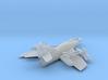 021B Super Etendard 1/144 with Tanks 3d printed