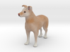 Custom Dog Figurine - Abby 3d printed