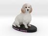 Custom Dog Figurine - Mattie 3d printed