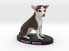 Custom Dog Figurine - Mary Moo 3d printed