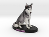 Custom Dog Figurine - Shiloh 3d printed