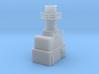 Electric Sub Station Gas Turbine Unit z scale 3d printed